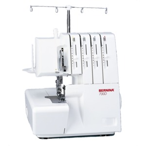 Bernina 700D 2-3-4 Spool Serger Serger at Sew Contempo in Houston TX