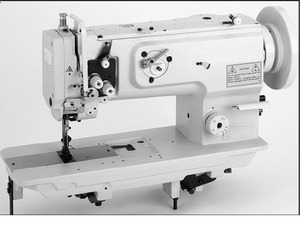 Yamata, FY1508NH, Single, Needle, Walking, Foot, Lock, stitch, Machine