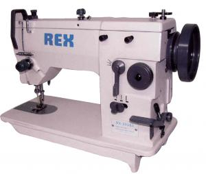 Rex REX20/53 9mm ZigZag Industrial Sewing Machine & Assembled Power Stand 1/2HP 1725RPM - FREE 100 Organ 135x5 Needles
