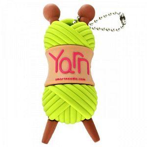 Smart Needle 4 GB USB - Green Yarn