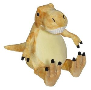 Embroider Buddy EB11011 Tommy T-Rex  Dino Buddy 16 Inch Embroidery Blank +Stuffing Pod Fills