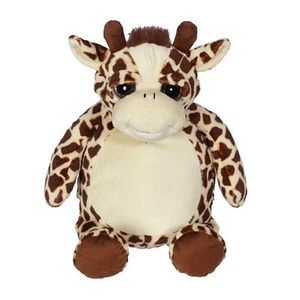 Embroider Buddy EB11096 Googie Giraffe Buddy 16 Inch Embroidery Blank +Fill