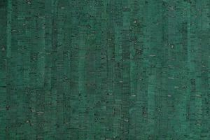 Eversewn VL15EM1 Emerald Cork Skin Natural Fiber Fabric 1 Yard Roll x 27""