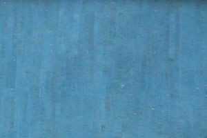 Eversewn VL15LB1 Light Blue Cork Fabric 1 Yard Roll x 27""
