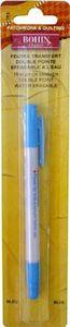 Bohin 91793 Water Soluble Transfer Pen - Blue