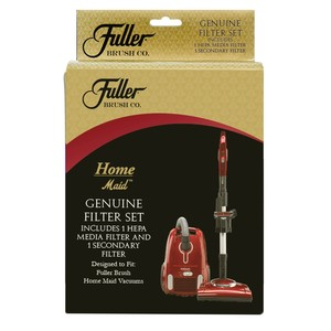 Fuller Brush FBHM-HEPA Filter Set for FB-HM and FB-HMP vacs Home Maid
