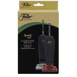 Fuller Brush FSH-6 6-Pack HEPA Media Vacuum Bags for Speedy Maid FB-SPDM and FB-SPDM4
