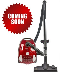 Fuller Brush FB-TNM Tiny Maid Compact Straight Suction HEPA Canister Vacuum Cleaner, 9 Amps,