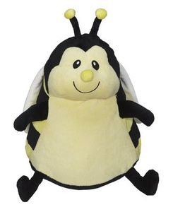 Embroider Buddy EB11015 Missy Bumble Bee Buddy 16 Inch Embroidery Blank +Fill