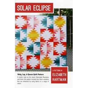 Elizabeth Hartman EH013 Solar Eclipse Quilting Pattern