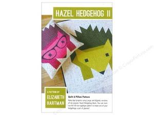 Elizabeth Hartman EH018 Hazel Hedgehog II Quilting Pattern