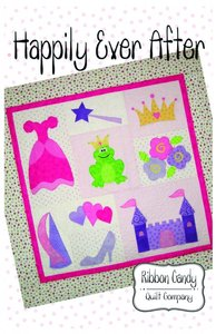 Ribbon Candy Quilt Company, RCQC503, Happily Ever After, Pattern