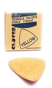 Clover CL432YA Triangle Chalk Yellow