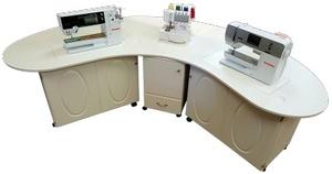 Fashion Sewing Cabinets Model 6300 Stardust III