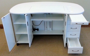 84277: Fashion Sewing Cabinets Model 6100 Northstar