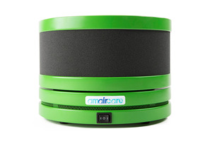 Amaircare 02-A-3KGR-00 Roomaid Mini Green Air Purifier, Activated carbon filtration with VOC Cartridge, HEPA Filter