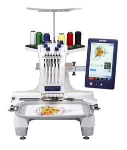 84588: Brother PR670E Demo Entrepreneur 6-Plus 6-Needle Home Embroidery Machine