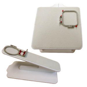 "Echidna ECH-HS04 Large and Small Combo Deal, Embroidery Hooping Stations 17-¾"" Long +10 Magnets to Hold Your Hoops in Place, Made Australia +4 Extras"