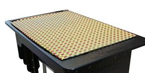 """84580: Martelli TTI-26-38 Table Top Ironing Pad Only 26x38"""" Safe on Work Tables"""