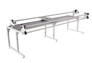 84711: Grace Continuum Frame 8, 10 or 12' Wide Professional Quilting Frame for 15R 15PRO Q29 Q21