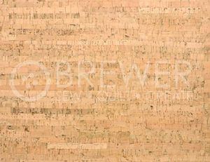 Touch Pro Portugal TP045-1, Cork Fabric Natural Color Surface 1 Yard x 27In