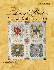 84941: Lucy Boston Patchwork of the Crosses Book