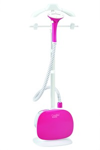 84960: Creative Notions CNSTEAMER Personal Garment Fabric Steamer Pink
