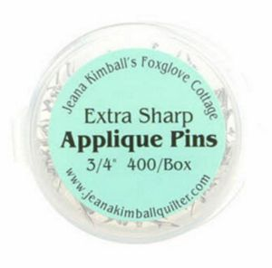 "Applique Pins - 3/4"" 400pcs"