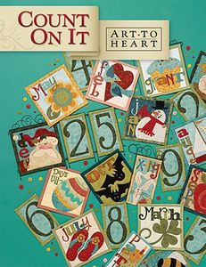 Art to Heart Book 45685, Count On It Numbers by Nancy Halvorsen