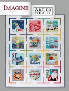 Art to Heart ATH552B Imagine