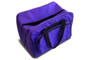 SA8501 Oversized Purple Tote Bag Carrying Case 17x13x12in for Sewing, Quilting, Embroidery, Serger, and Blindstitch Portable Machines*