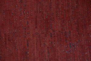 "Eversewn VL15D1 Red Cork Fabric 1 Yard Roll x 27"""