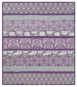 Shannon Fabrics Crazy 8 Cuddle Kit Violeta