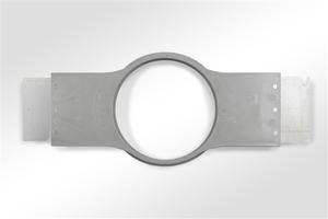 Bernina E16 10216 Round Hoop 15cm (5.85 Inches) Short Arm, Melco 10216 HOOP, 15cm (5.85 Inches) Short Arm - Special Order Part