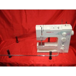 85930: Bernina 0301297101 PLEXIGLASS TABLE, 1080-1630