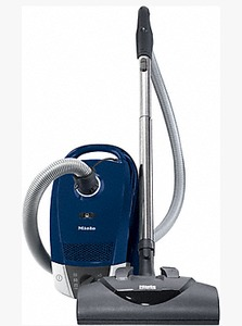 Miele Compact C2 Electro+ PowerLine Canister Vacuum Cleaner with Electrobursh Power Head