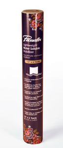 "7470: Brother SA541 Lightweight Water Soluble Washaway Stabilizer 15""x6Yds"