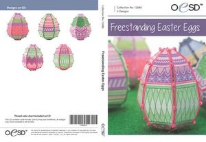 OESD 12680CD Easter Eggs FSL