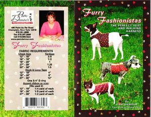 The Decorating Diva Furry Fashionista Pet CD