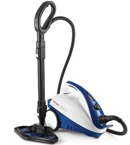 Polti PTNA0018, Vaporetto Smart Mop and Canister Steam Cleaner