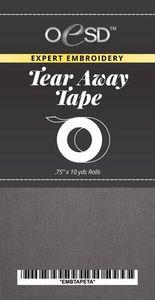 OESD Embroidery Tape Tear Away