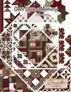 Moda AQD 0410 Once Upon A Memory Quilt Pattern Book