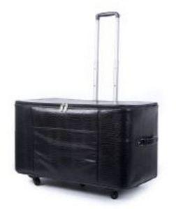 87600: Case P60927 Case Deluxe Hard Sided Spinner Bernina 780 830