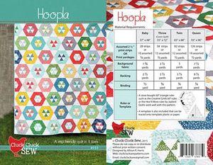 Cluck Cluck Sew - Hoopla Quilt