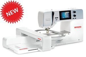 Bernina B570QE Next Generation Sewing Quilting Machine with Embroidery Module