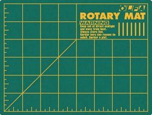 "Olfa RM6X8 6""x8"" Self Healing Olfa Mat for Rotary Cutters"