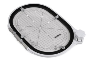 "Bernina 102374.70.00 Midi Hoop 400x210mm, 10.5x6.5"" for 5 Series, 7 PLUS Series, 8 PLUS Series"