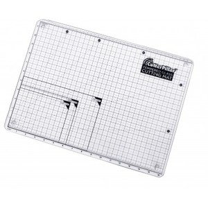 87797: CutterPillar CPP-TGCB Tempered Glass Hardest Surface Cutting Mat 16.5x12in