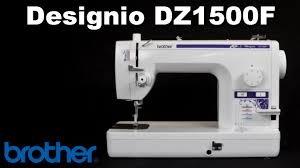"88097: Brother Designio DZ1500F 9""Arm Straight Stitch Sewing Machine, Felting Kit"