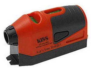 88160: eConceptMall E-KISS | KISS - Kut It Sew Straight Laser Line for Scissors